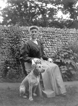 Mary Ann (Newby) Ashenden