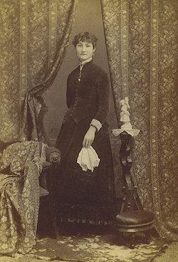 Clara E. (Worden) Tyler Pollock