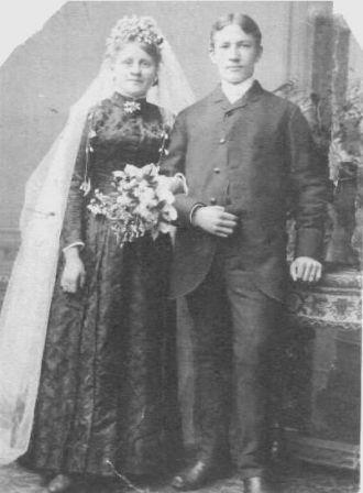 A photo of Christiana Amalia Mathilde Paulina Grieger Luley