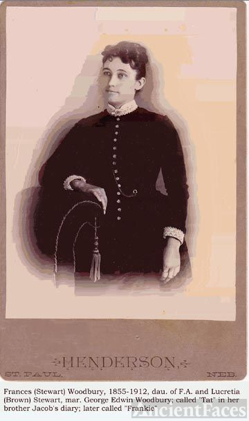 Frances (Stewart) Woodbury