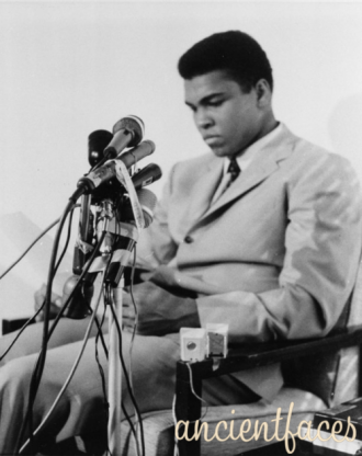 Muhammad Ali vs the Supreme Court