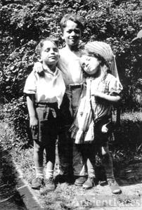John Richard, Stewart Haakon, and Sandra Amanda Svendsen