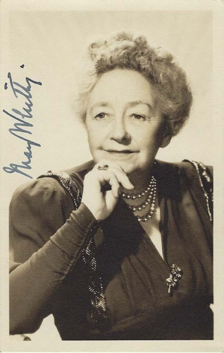 May Whitty