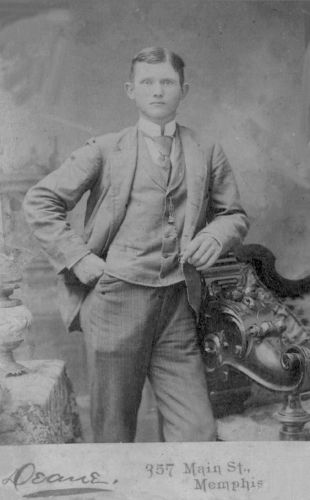 Relative of Dolly McGee Turner, unknown