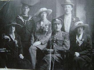 Wedding November 30th 1918