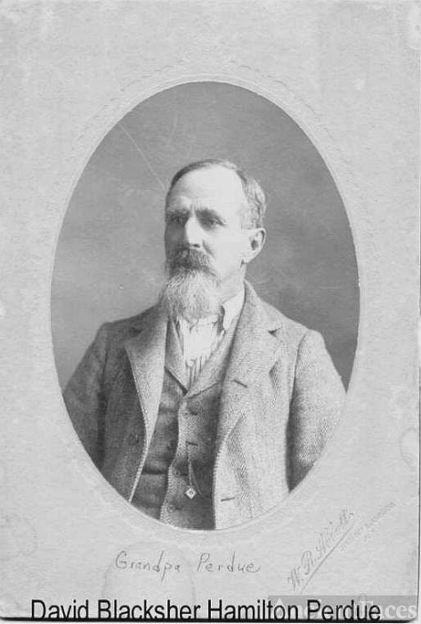 David Blacksher Hamilton Perdue