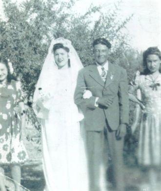 Francisco and Maria Jesus Cornidez, Mexico