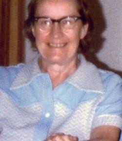 A photo of Frances C. (Schauer) Kleaver