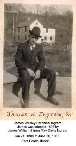 James Wesley Barnhisel Ingram