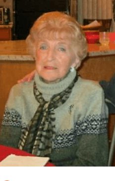 A photo of Phyllis (Sauro) DePasquale