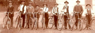 Bicycle Messengers