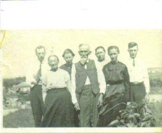Family of Theodor Meier (Meyer)