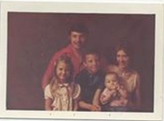 Clarence & Crystal Sponenberg family