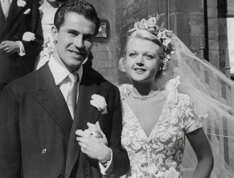 Peter P Shaw and Angela Lansbury