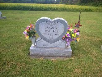 Jazan Winona Wallace gravesite