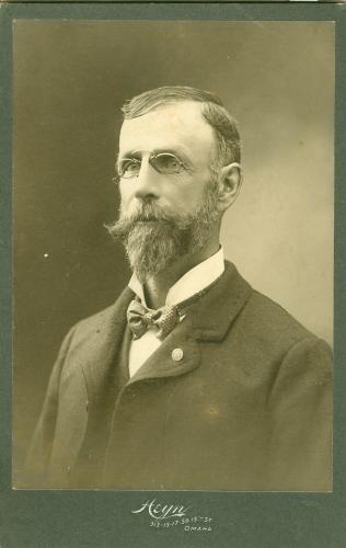 Orestus Gustavus Bailey, 1890