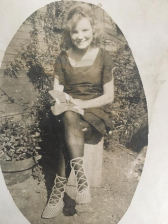 Susan (Farrell) Wittman 1930s