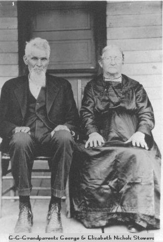 George W. & Mary Elizabeth (Nichols) Stowers