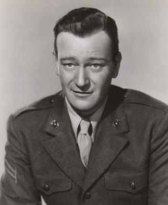 A photo of John Wayne