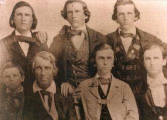 Dr. Thomas Jefferson Pitchford & sons, NC