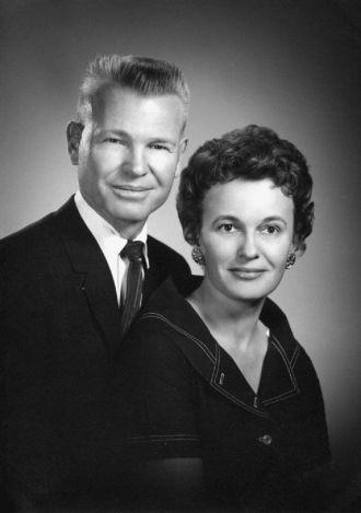 Eugene Rupp and Martha (Thompson) Rupp