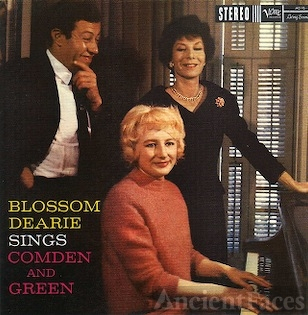 Blossom M. Dearie and Adolph Green