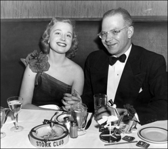 John Springer and his wife.