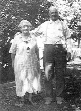 John & Harriet (Mcbride) Carling, Utah