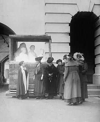 Suffrage Memorial