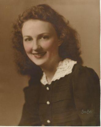 A photo of Thelma Odessa Strickland