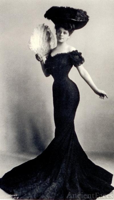 1900's Fashion