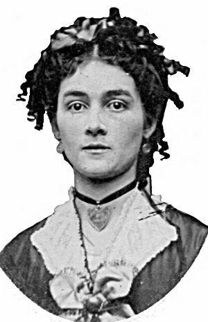 "A photo of Mary Elizabeth ""Molly"" (Fletcher) Brooks"