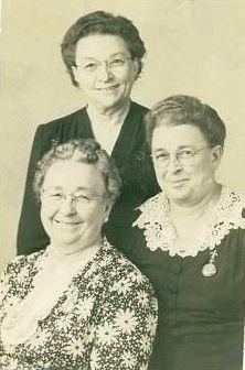 A photo of Aunt Annie  Runser Stanton