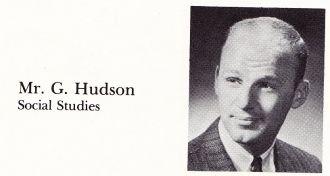 Mr. G Hudson