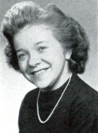 Betty J. Fleming, 1949, Pennsylvania