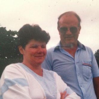 A photo of Maureen Mary (Mulligan) Pothan