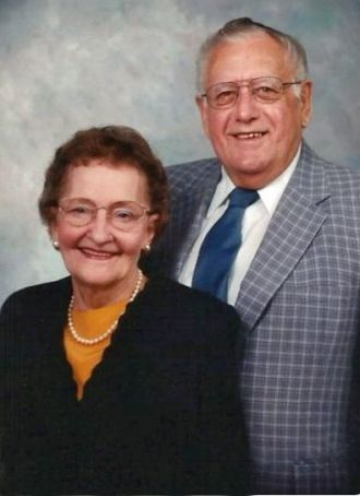 Mary Lou Howdyshell & James V Norton