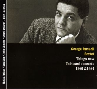 Things New - George Russell album