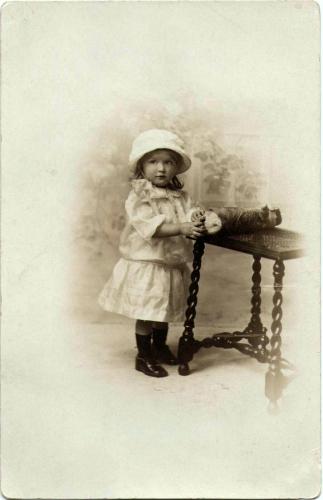 Little Lottie Leveson (Front)