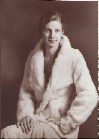 Bernice Lillian (Hogenson) Stevens
