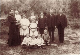 J. Bryant Shaw Family