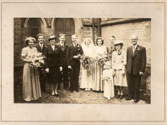 Philip and Monica Nixon Wedding