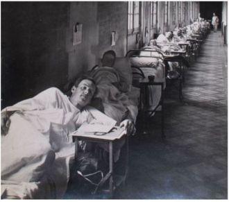 Flu victims - CT