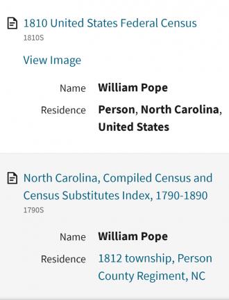 William Pope
