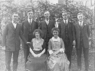 Arthur Hallatt Family
