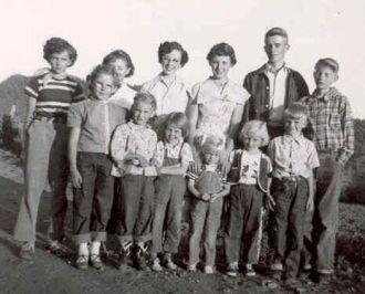 Gertrude's 12 Grandchildren