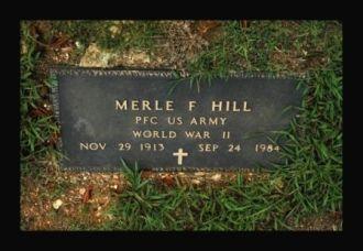 Merle F. Hill