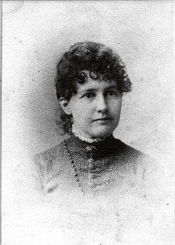 Lizzie Elena (Markham) McAllister