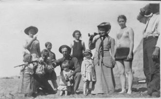 Paczoch family