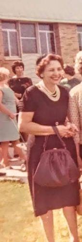 Violette M. Collette Margritier